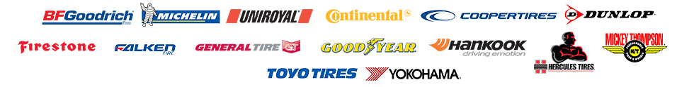 Tire Brands Lancaster CA